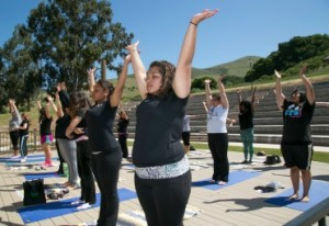 GHGH Summit Yoga