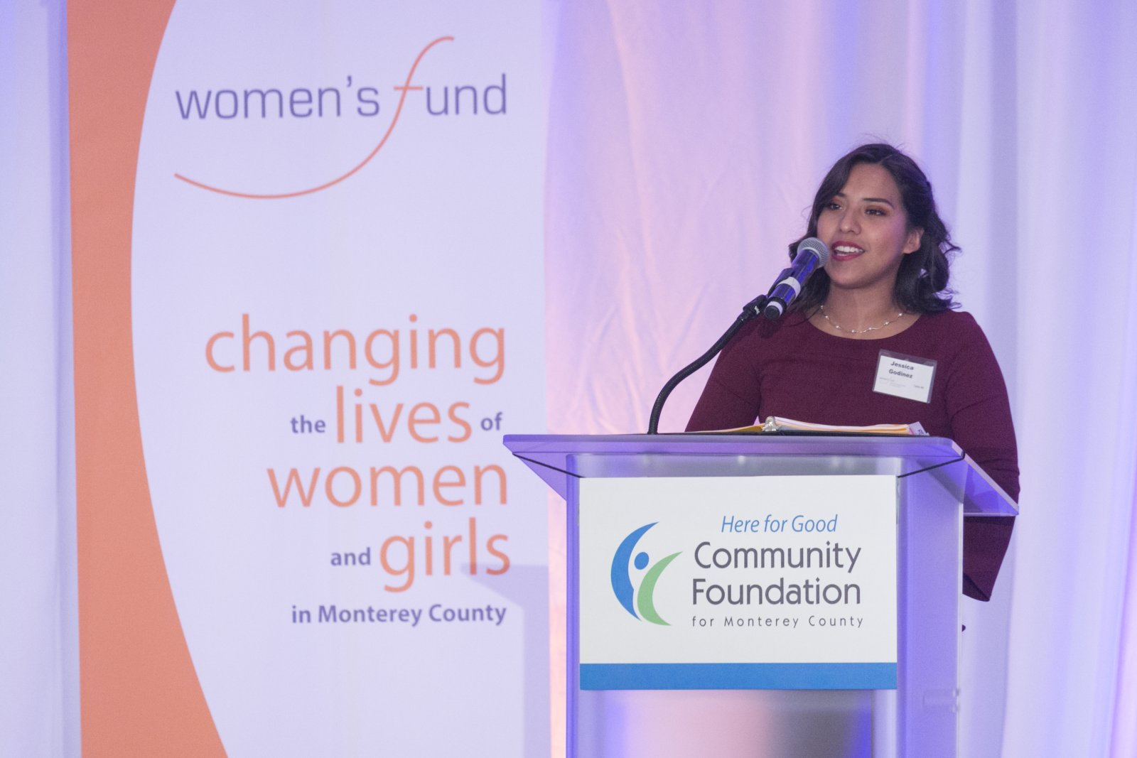 Community Foundation Women's Fund Focuses on Women's Leadership and Empowerment