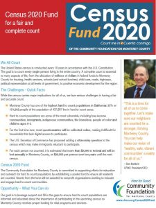 Census 2020 Flyer Front